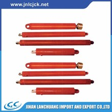 rear load refuse truck use telescopic hydraulic cylinder