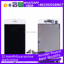 Hot sale for iphone 7 screen lcd accept paypal