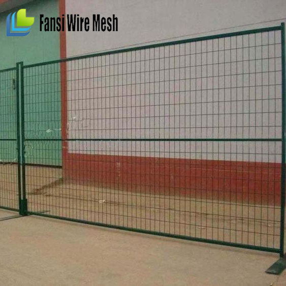 PVC coated temporary garden dog fence(suppliers)
