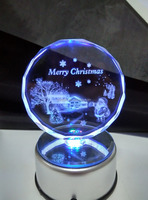 Shenzhen Manufacturer of 2D LED Christmas Day Gift for Children