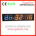 GYM fashion style LED digital crossfit countdown timer