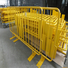 Canada Standard Removable Galvanized Steel Pipe Welded Type Temporary Fence
