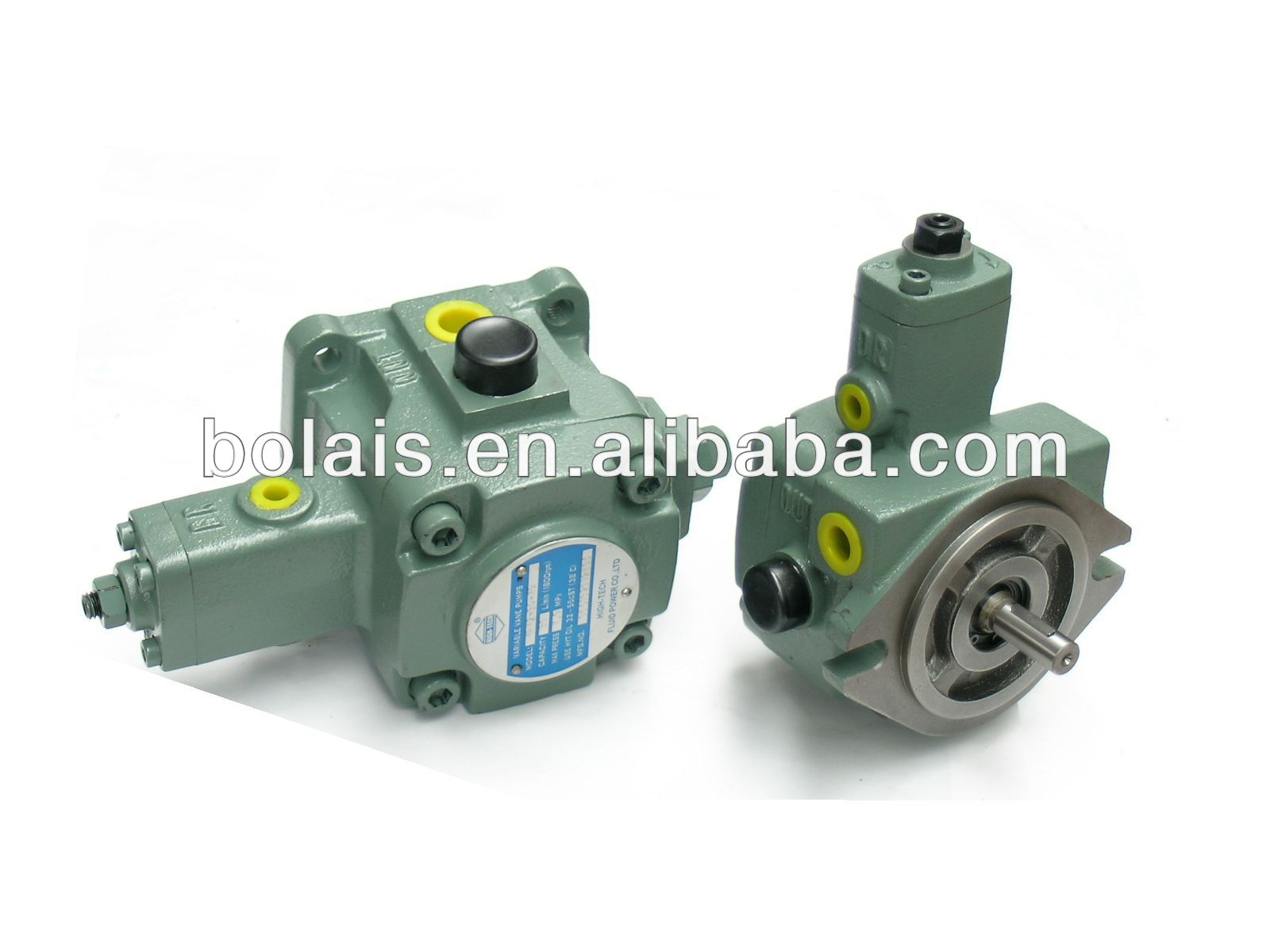 Vp series hydraulic variable displacement vane pumps buy for Variable displacement hydraulic motor