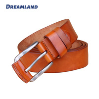 Nature Cowboy Style Cowhide Leather Belts