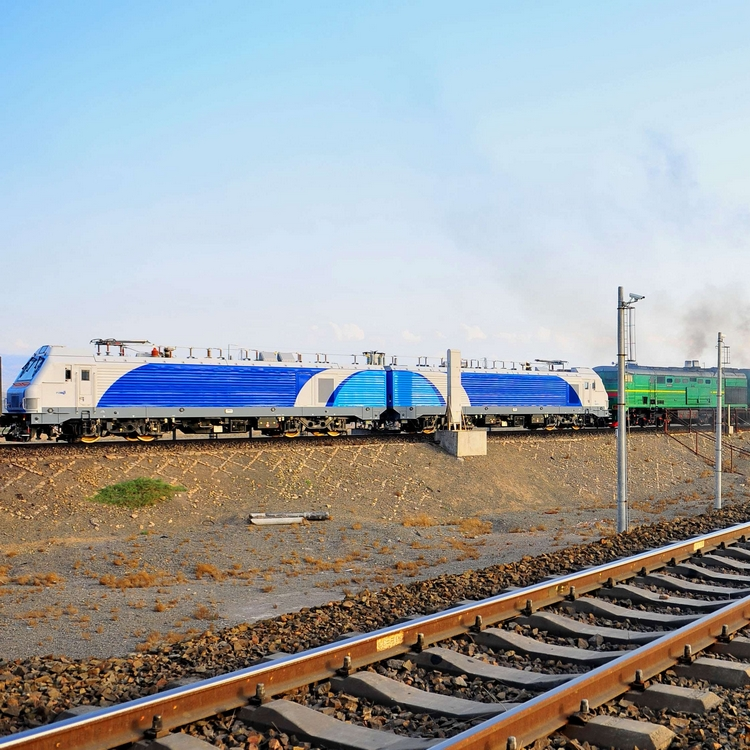 New silk road Euro Railway Express transport china italia