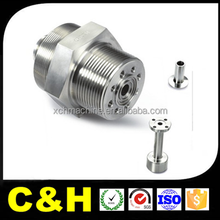 Stainless steel/brass/aluminum/plastic precision CNC turning