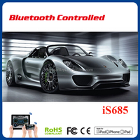 toy Lamborghini licensed car android/IOS bluetooth controlled car--2015 collection