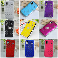 New Luxury Stars Chrome Hard Case Cover Skin for SAMSUNG GALAXY Ace S5830 s5830i