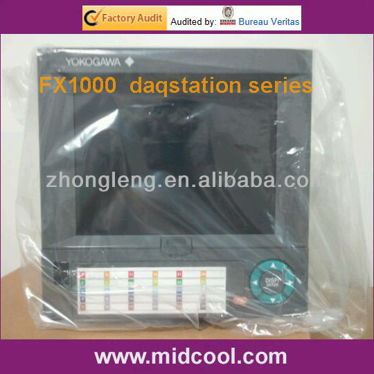 Paperless Recorder YOKOGAWA FX1000 daqstation series