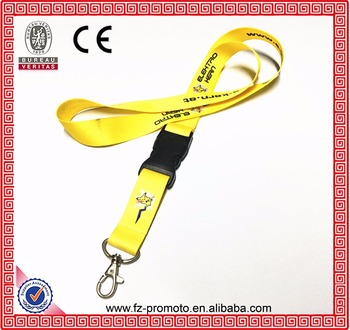 custom logo sublimation lanyard with id card holder best price