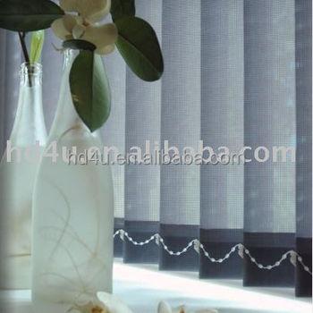 Hot sell aluminium window vertical blinds wholesale