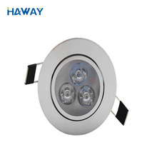 2017 hot sale 15w Ceiling Star Canister Cabinet Modern Led Restaurant Table Lights