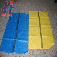PP woven laminated fertilizer packaging