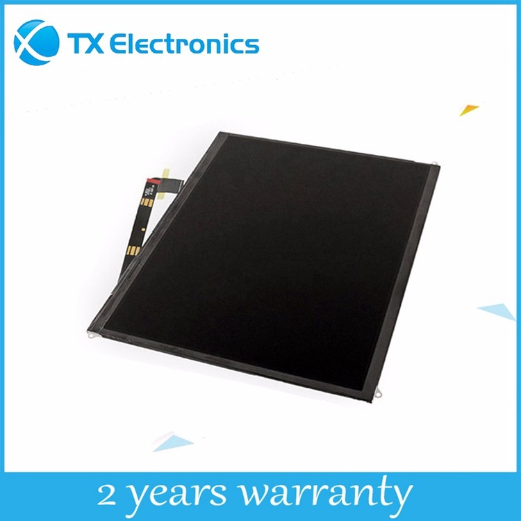 Wholesale for ipad 4 lcd,oem for apple for ipad air 2 replacement lcd white