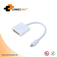 USB Type C USB 3.1 to DVI 1080P Adapter converter connecter Cable for laptop HDTV