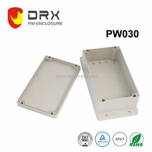 Manufactory Waterproof Plastic Electrical Distribution installation Box Outdoor/Wall Enclosure