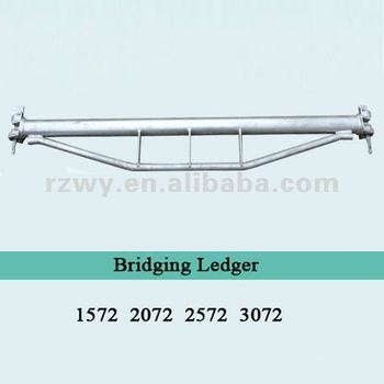 Ringlock Scaffolding Bridging Ledger parts