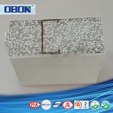 OBON cheap polyurethane insulated exterior decorative metal wall panel