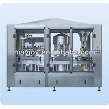 MJCP-16-12-1 Automatic combined bottle Filling machine /bottle cleaning machine /bottle product line