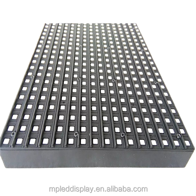 High quality low price display board material Programmable outdoor display led screen module <strong>p10</strong>