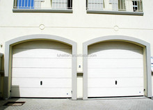 Custom! Automatic Pedestrian Door/Window Kit Sectional Sandwich Garage Door Panels Sale
