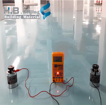 China factory price multi-purpose durable epoxy anti-static floor paint