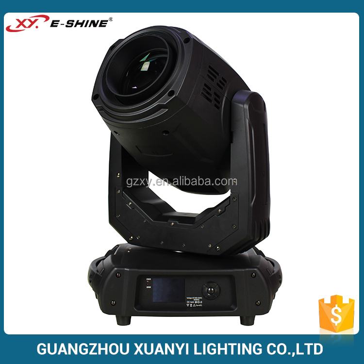 stage light 17r 350w beam spot wash moving head beam light