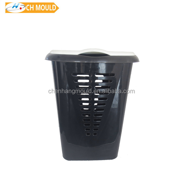 moulding manufacturer latest low price customized big size dustbin mould