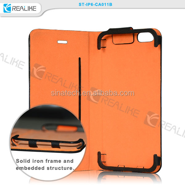Hottest design for iphone 6 360 full way protect case