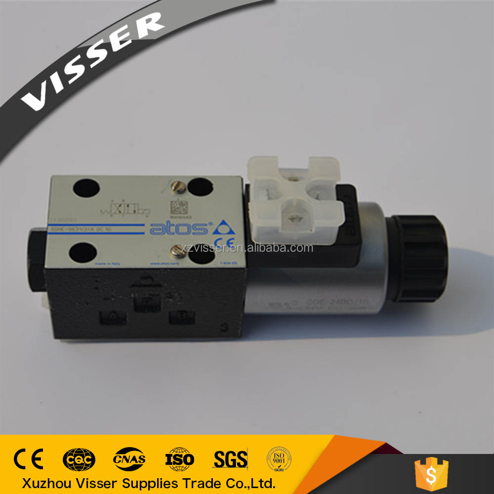 Hydraulic atos solenoid valve crane spare parts for sale
