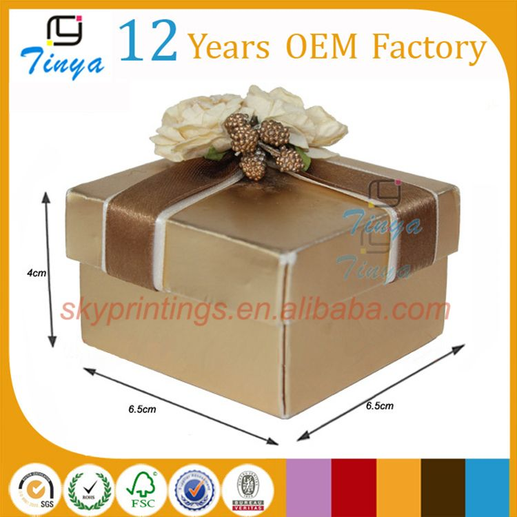wholesale Christmas gift boxes with lid