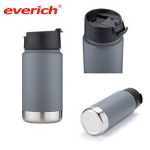 draw and label a vacuum flask gym double wall steel water bottle Drink Bottle