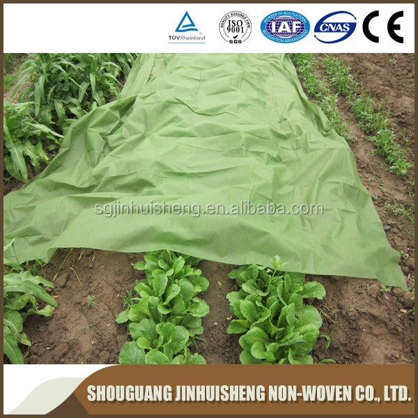 garden bag breathable polypropylene plant protection cover/winter plant jackets