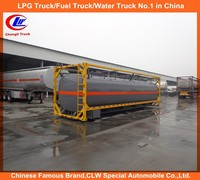 20feet LPG Chemical Fuel Tanker Container 40feet Tank Container