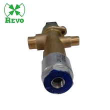 stove brass gas safety device gas cooker control solenoid valve Automatic pilot and manual valves