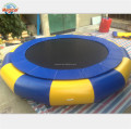 Square inflatable water trampoline giant inflatable water toys