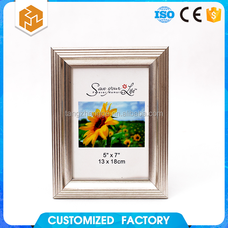 factory price custom shape colorful funny lovely plastic picture photo frame