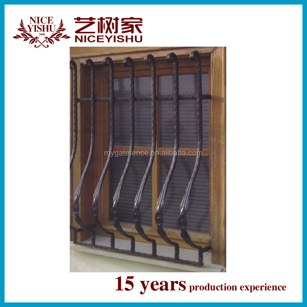 China cheap modern simple iron window grills designs for for Cheap window designs
