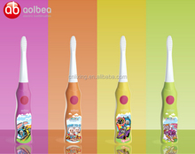 Electrical toothbrush children oral care for baby dentistry
