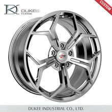 2015 Made In China DK06-209501 Car Wheel, Hot Sale Customized Aluminum Alloy Wheel,