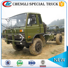 Chinese Dongfeng 4x4 All-Wheel-Drive Off Road Desert Military Lorry Cargo Truck for Sale