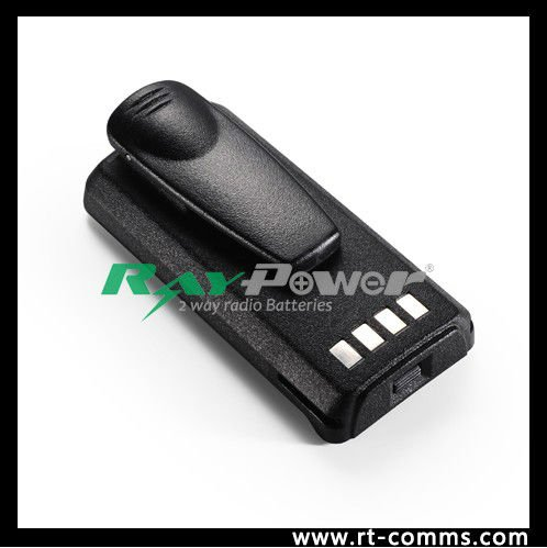 Replacement long life two way radio battery pack for Motorola CP1300,CP1600,CP1660