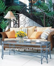 anteroom iron furniture tea table or coffee table and iron frame sofa