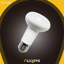 R80 9W LED Reflector bulb lighting e27 plastic and Aluminum body CE ROHS