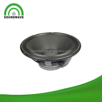 18inches concert audio speaker 18inch system woofer