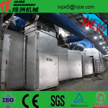 2015 fully automatic paper faced gypsum boad equipment/paper faced gypsum board manufacturing machine from Hebei