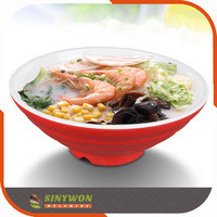 Hot Sale Dinnerware Melamine Serving Bowl / Japanese Bowl Set