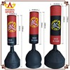 boxing stand up punch bag set