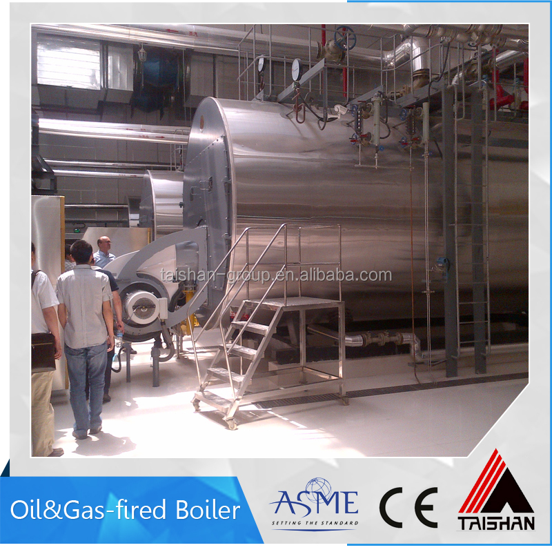 Automatic Coal or Liquid or Coke Oven or Blast-furnace Gas Fuel Steam boiler