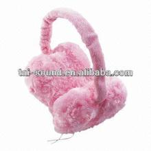 Anti-season sale Best Gifts Fashion Lovely Plush Earmuff headphone